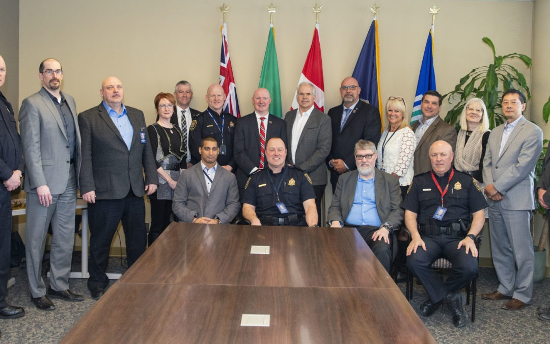 OTTAWA POLICE SERVICE PARTNERS WITH WOUNDED WARRIORS CANADA