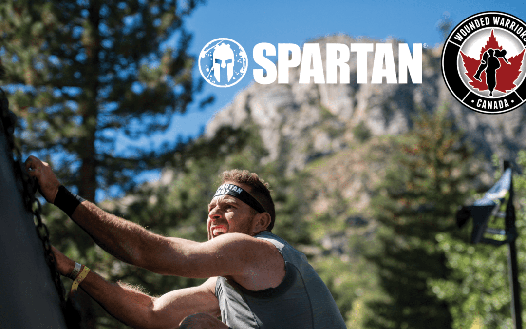 WOUNDED WARRIORS CANADA NAMED BENEFICIARY OF SPARTAN'S  RACE WEEKEND AT WHISTLER BLACKCOMB RESORT