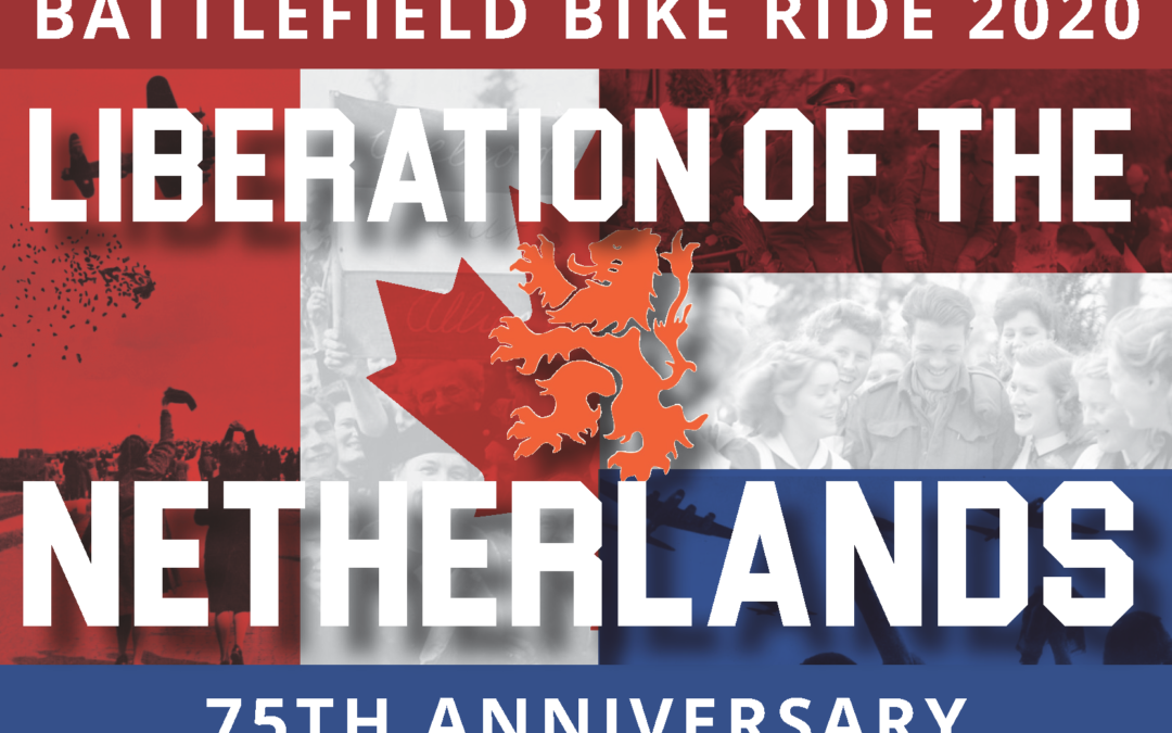 WOUNDED WARRIORS CANADA ANNOUNCES 2020 BATTLEFIELD BIKE RIDE – SELLS OUT IN 20 MINUTES