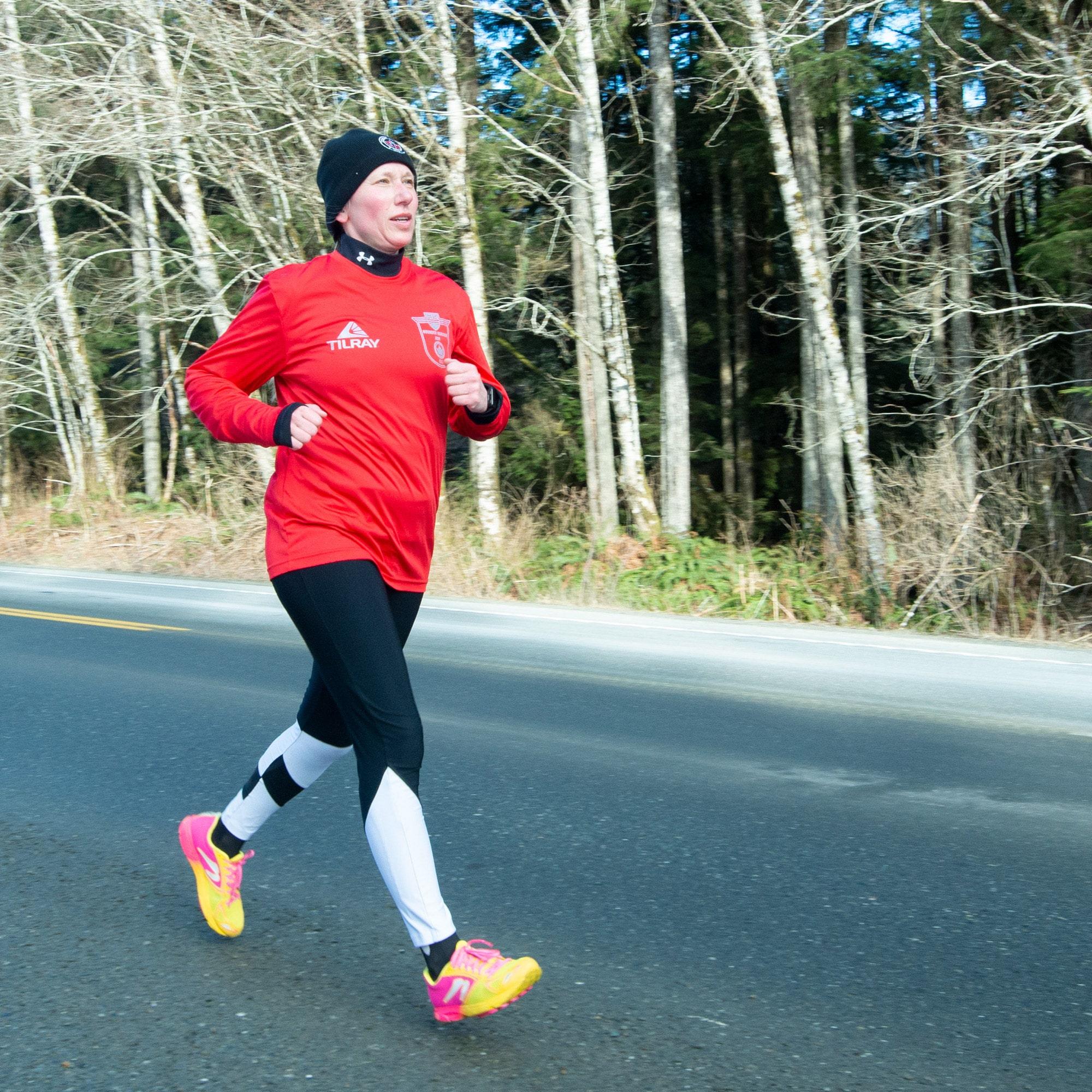 Chris Loran Runner